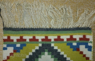Antique cushion Swedish kilim, no: 240, size: 42*32cm.