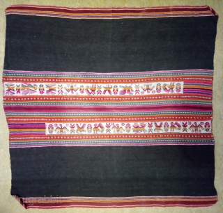 Antique Aymara (Peru or Bolivia), no: 357, size: 92*96cm.