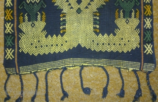 traditional Ikat indonesia , no: 166, size: 122*33cm.