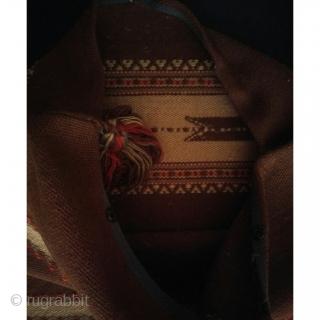 Swedish kilim Cushion, size: 56*43 cm