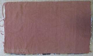 Antique cushion Swedish kilim, no: 299, size: 71*45cm, Tree of life design.