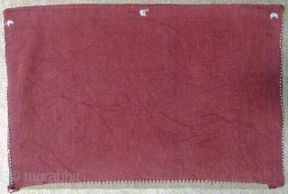 Antique cushion Swedish kilim(Rolakan technique), no: 342, size: 71*48cm.