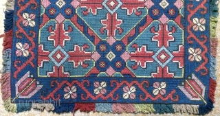 Antique swedish cross stitch, no: 285, size: 104*49cm, wall hangings.