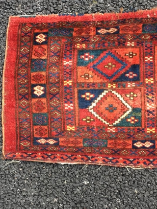 19th Century Ersari torba