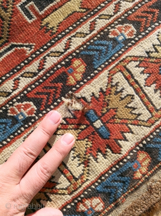 Antique Shirvan Kuba 19th century