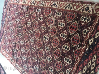 Chodor Main carpet