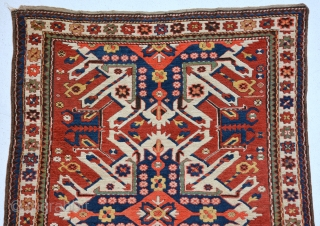 Dated Karabagh 1311, Excellent condition. Size is 238 x 137 cm