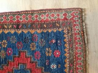 azerbaijan carpet 100 years old size115/95
