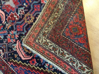 karabag şula carpet age 120 upright measure 143/83