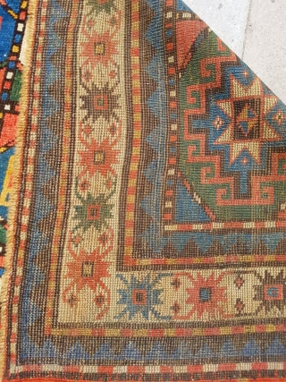 CAUCASIAN  KAZAK MOGAN  CM  3.80 X 1.30  1860780 CIRCA  VERY GOOD  CONDITION