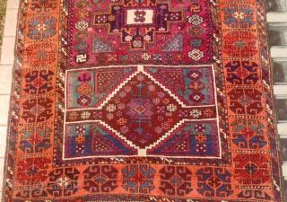 antique  anatolian  gaziantep   1.86 x 1.23  1880  circa