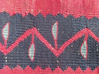Antique sarkoy ( sharkoy ) prayer kilim. first half of 19th century  Museum quality !