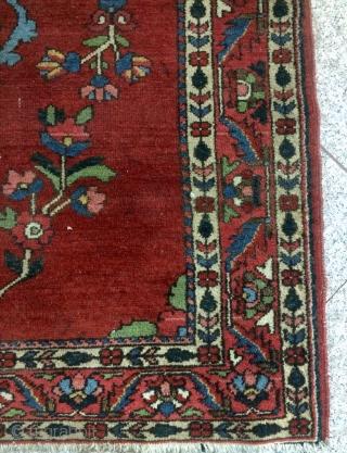 Bahtiyar Carpet size 193x143cm