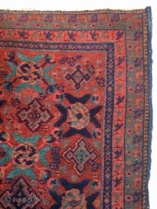 Afsahar Carpet size 180x127cm