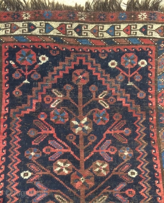 Kurdish carpet size 180x100cm