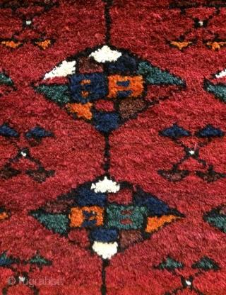 kelardehs persian carpet size 130x102cm