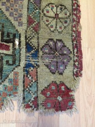 Anatolian Konya Fragmant size 110x100cm
