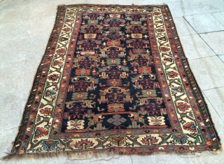 Persian rug size 212x163cm