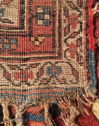 Persian Kurdish rug size 330x100cm