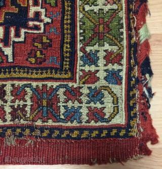 Bijar Bag  size 36x33cm
