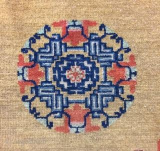 Chinese carpet size 167x90cm