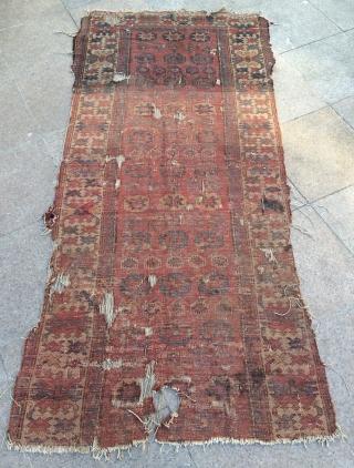 Shahsevan Fragmant carpet  Size 205x98cm