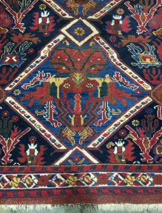 Avşar Carpet all are colors natural,