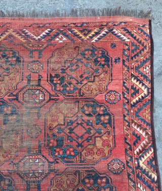 Ersari carpet size 9x6.10 ft