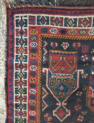 Shiraz carpet size 210x130cm