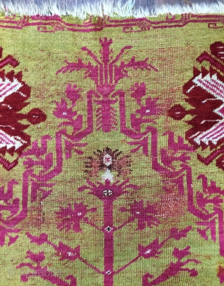 Anatolian carpet size 143x100cm