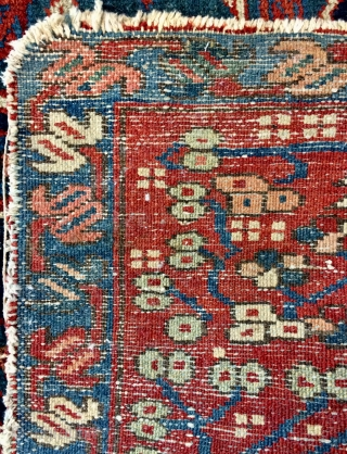 Karaja carpet size 180x142cm