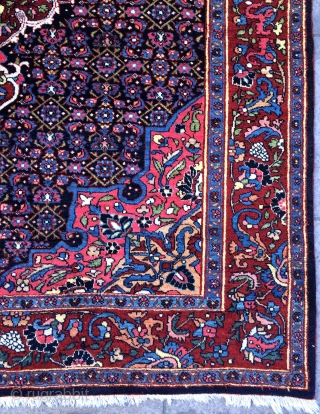 Bidjar carpet size 198x132cm