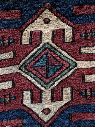 Rare Shahsavan bag size 30x38cm