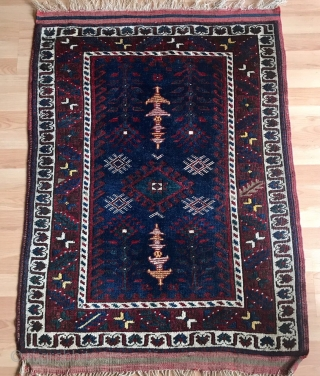 South Anatolian Carpet 19. Century 