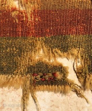 Shahsavan Kurdish  bag 1820 circa size 27x30cm