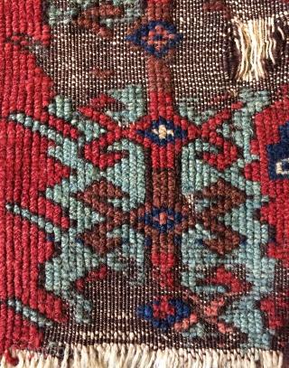 Malatya Kurdish fragment size 32x27cm