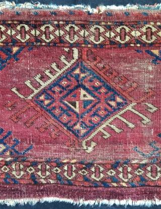 Turkeman Ersari choval  size 40x104cm