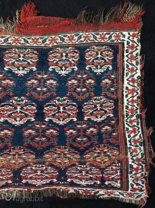Kurdish bidjar panel size 42x88cm