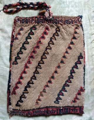 Qhasgai bag all are colors natural dyes size 41x31cm