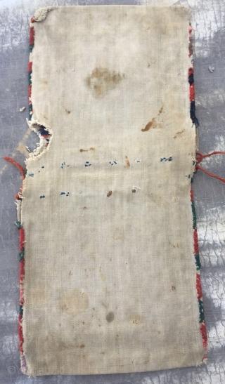Shahsevan saddle bag size 26 x26cm