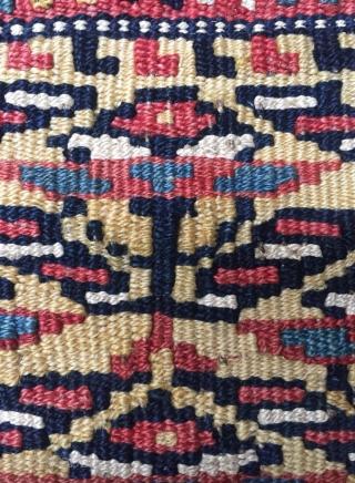 Kurdish saddle bag size 30x29cm 28x29 cm