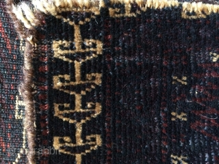 Beluch bag very fine quality and skily wool all colors natural dyes.