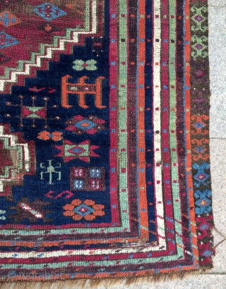 Anatolian Kurdish size 240x140cm
