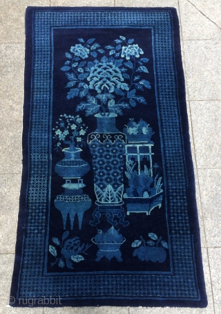 Chine patau carpet size 170x94cm