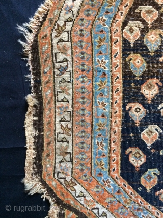 Qhasgai hosre saddle cover size 105x103cm