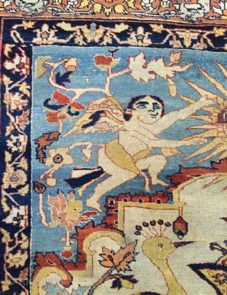 Hajijelile carpet size 175x133cm