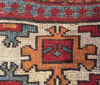 Persian Kurdish Carpet size 260x120cm