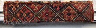 Shahsavan scissorsbag size 10x41cm