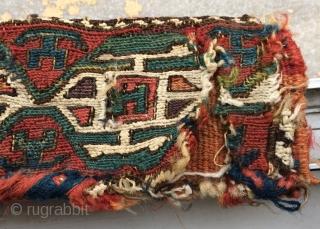 Shahsavan scissors bag size 8x46cm
