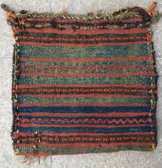 Persian Kurdish bag all are colors natural dyes size 35x47cm